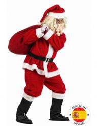 Déguisement Père Noël en peluche homme luxe