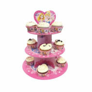 Presentoir à cupcakes Princesses Disney™