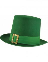 Chapeau vert Saint Patrick