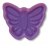 Plateau papillon violet 23 x 30 cm