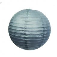 Lanterne japonaise grise 35 cm