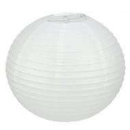 Lanterne japonaise blanche 50 cm