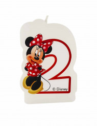 Bougie d'anniversaire 2 ans Minnie™