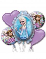 Bouquet de ballons La Reine des Neiges™