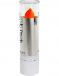 Rouge à lèvres fluo orange