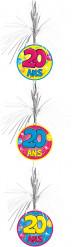 Suspension Cascade 20 ans