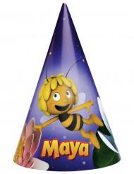 6 Chapeaux de fête Maya l'abeille™