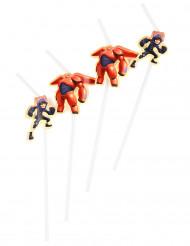 6 Pailles Les Nouveaux Héros™