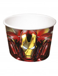 8 Coupelles Iron man Avengers™