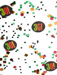 Confettis 30 ans