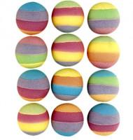 12 Balles rebondissantes