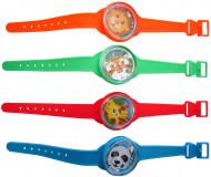 4 Petites montres enfant