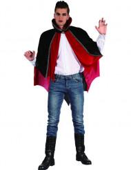 Cape vampire rouge et noire