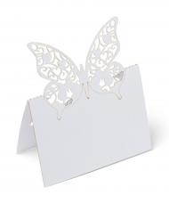 20 Marque-places papillon
