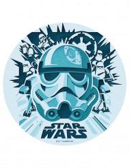 Disque en sucre Star Wars™ 16 cm