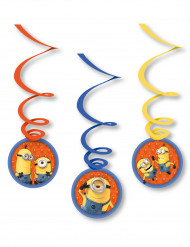 3 Suspensions Minions ™