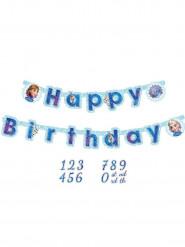Guirlande articulée Happy Birthday La Reine des neiges™