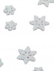 20 Confettis de table flocons de neige La Reine des neiges™