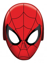 8 Masques en carton Spiderman™