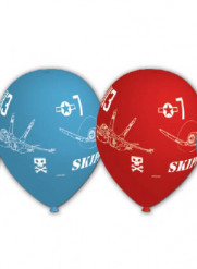 Ballon en latex Planes ™