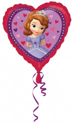 Ballon aluminium Princesse Sofia ™ 43 cm