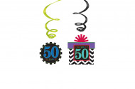 Suspensions 50 ans Celebrate your birthday