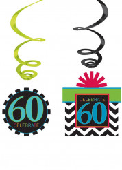 Suspensions 60 ans Celebrate your birthday