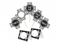 Kit de table Halloween gothique