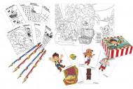 Kit dessin Jake et les Pirates ™
