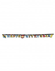 Guirlande Happy Birthday Spiderman™
