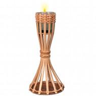 Torche en bambou décoration de table