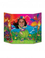 Passe tête Hula Girl Hawaï