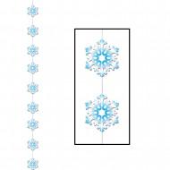 Suspension flocons de neige Noël