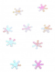 Confettis flocons de neige 28 grammes