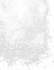 Confettis neige étincelante