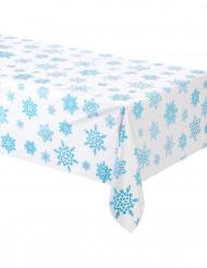 Nappe plastique Flocons de neige