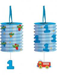 Guirlande lanternes Petit camion 1er anniversaire