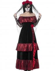 Déguisement mariée mexicaine femme Halloween
