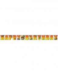 Guirlande anniversaire Dinosaures 2.4 mètres