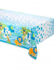 Nappe en plastique Jungle 1 an Garçon 137 x 214 cm