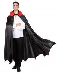 Cape vampire avec col luxe adulte 150 cm Halloween