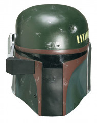 Casque collector Boba Fett Star Wars™ adulte
