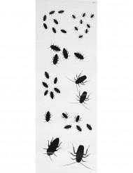 Stickers insectes 25 x 70 cm Halloween