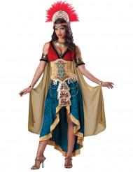 Déguisement Reine Maya pour femme - Premium