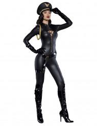 Déguisement Capitaine Sexy pour femme - Premium