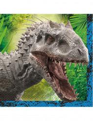16 serviettes en papier Jurassic World™