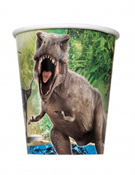 8 Gobelets en carton Jurassic World ™
