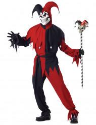 Déguisement Joker Fou pour adulte