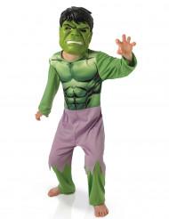 Déguisement classique Hulk + masque enfant - Avengers™