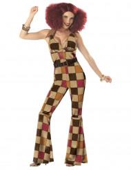 Déguisement Disco Boogie pour femme